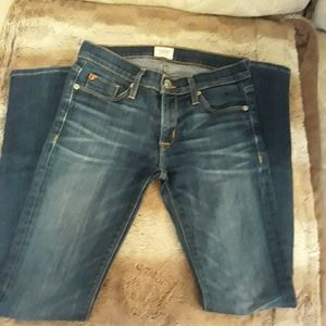 Juniors  blue denim skinny  jeans